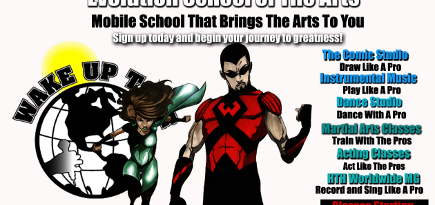 Evolution School Of The Arts
